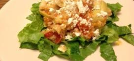 Mediterranean Tomato, Chicken, Artichoke, & Quinoa Skillet