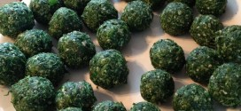 Meatless Monday: Spinachballs