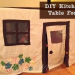DIY_Kitchen_Table_Fort