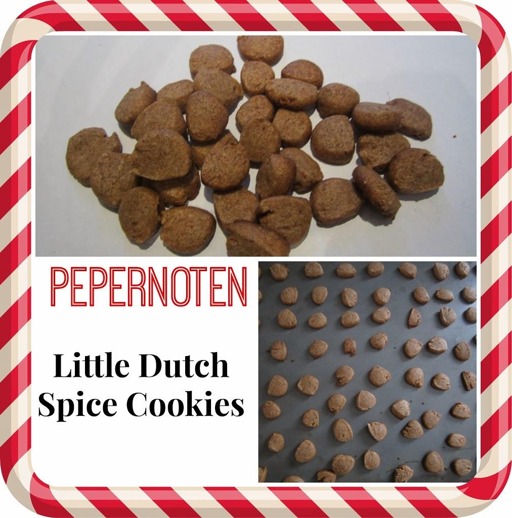 Little Dutch Cookies