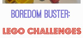Boredom Buster: Lego Challenges