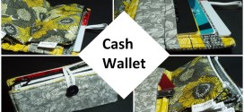 Sew Your Own Cash Wallet (For Cash Envelope Budgeting)