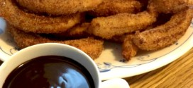 GF Churros with GF Bisquick #LMDConnector