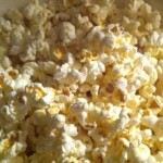 DIY Microwave Popcorn for 25 cents
