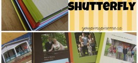 Why I LOVE Shutterfly – #FavouritesFriday