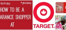 #FavouritesFriday: How to be a Clearance Shopper at @TargetCanada