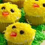 Life Made Delicious Easter Chick Cupcakes