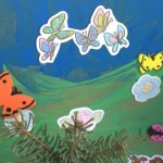Earth Day Butterfly Habitat