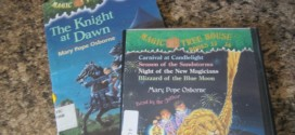 Magic Tree House Audio Books #FavouritesFriday