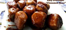 Land of Nod Cinnamon Buns (AKA 10 minute overnight ooey-gooey cinnamon goodness)