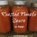 Homemade Tomato Sauce – SO Easy!
