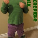 Incredible Hulk Costume DIY
