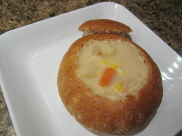 Bread Bowl Recipe for Soup