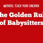 featured mothers teach your children