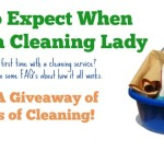 What to Expect When Hiring a Cleaning Lady