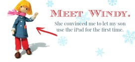 Why I Finally Let my 3 Year Old have iPad Screen Time #WindyHoliday #Giveaway