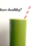 Green Pineapple Cashew Smoothie - Easy Healthy Breakfast Idea