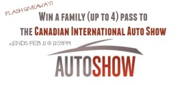 Win tickets to the Canadian International Auto Show! #HondaCIAS15
