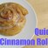Quick Cinnamon Rolls (only 2 ingredients) #GayLeaMom