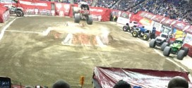 A Monster of a Time at #MyMonsterJam in Hamilton