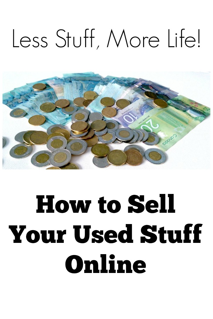 How to Sell Your Used Stuff Online (Minimalist Tips)