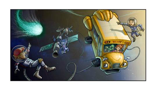 The Magic School Bus 360° debuts on Netflix in 2016!