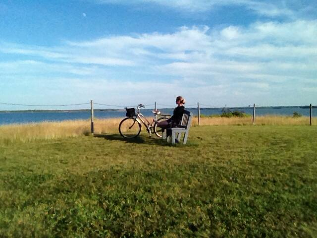 Biking in PEI