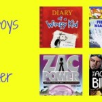 Boys Reading List