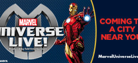 Up for Grabs: Tickets to Marvel Universe LIVE! at FirstOntario Centre in #HamOnt
