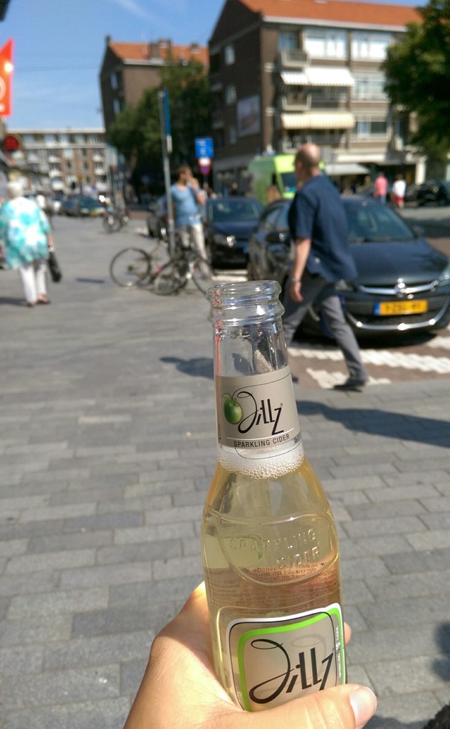 Drinking on the Streets in Rotterdam