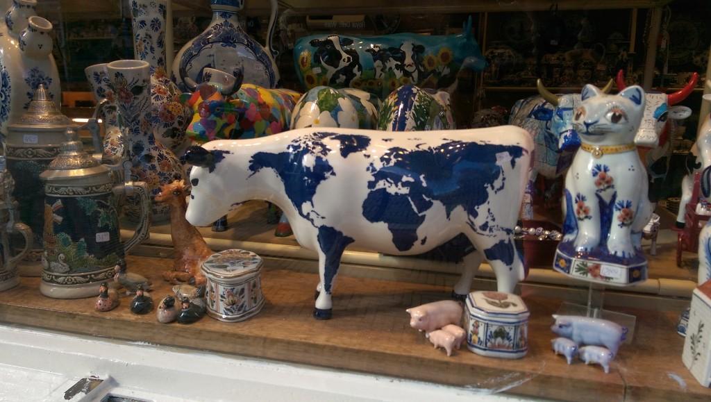 Delft Blauw Cow