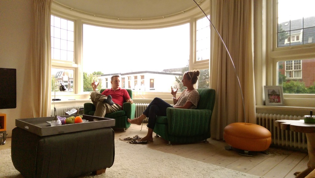 Airbnb in Groningen, Netherlands