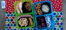 One Week of Non-Sandwich Bento Box Ideas & Funkins Napkins Giveaway!