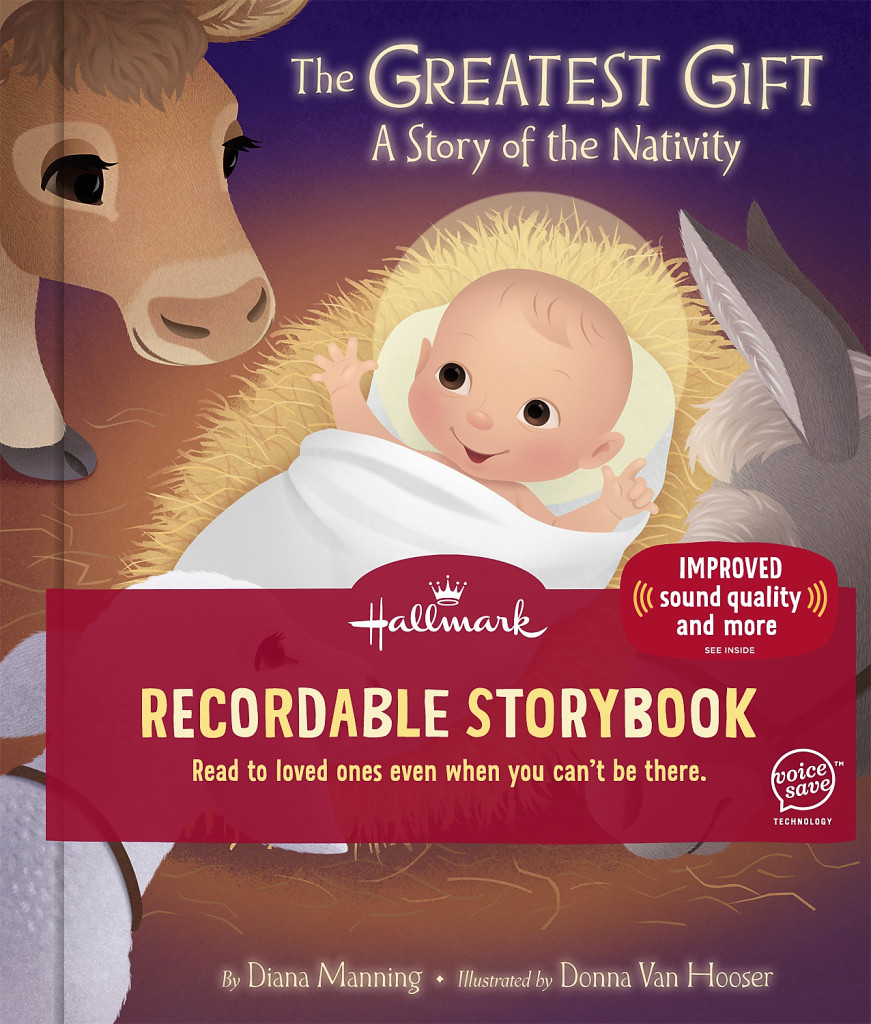Recordable Christmas Storybook