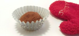 No-Bake, No-Prep Christmas Goodies: Chocolate Raspberry Truffle Wine from Girls' Night Out Wines
