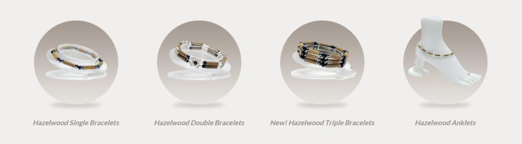 Pure Hazelwood Bracelets - Eczema Jewelry?! #PureHazelwood