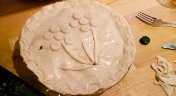Layered Mediterranean Pie