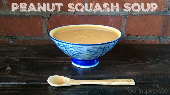 Peanut Squash Soup Slow Cooker Recipe