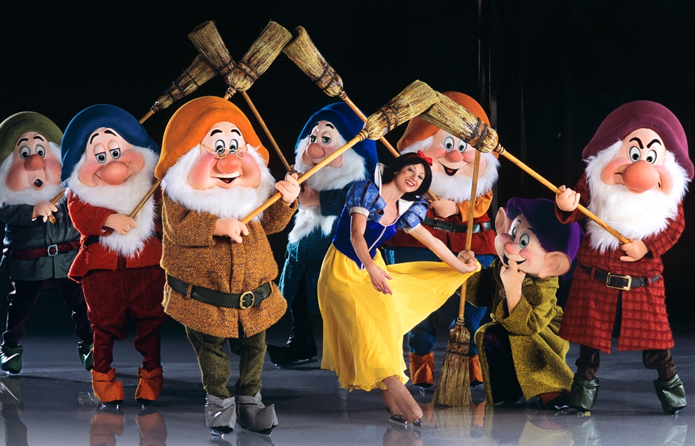 Disney on Ice Dare to Dream: Snow White