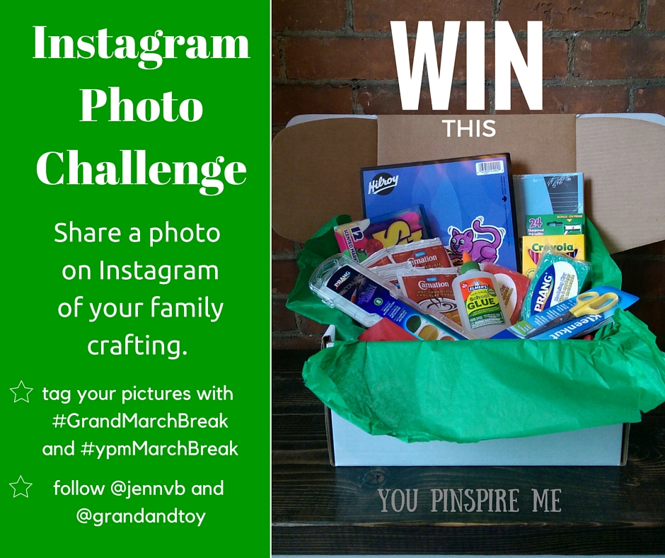 Instagram Photo Challenge #GrandMarchBreak