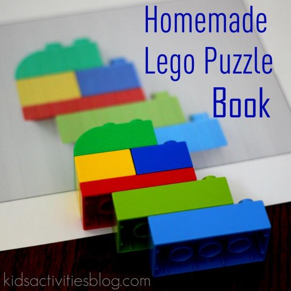 LEGO Puzzle Book