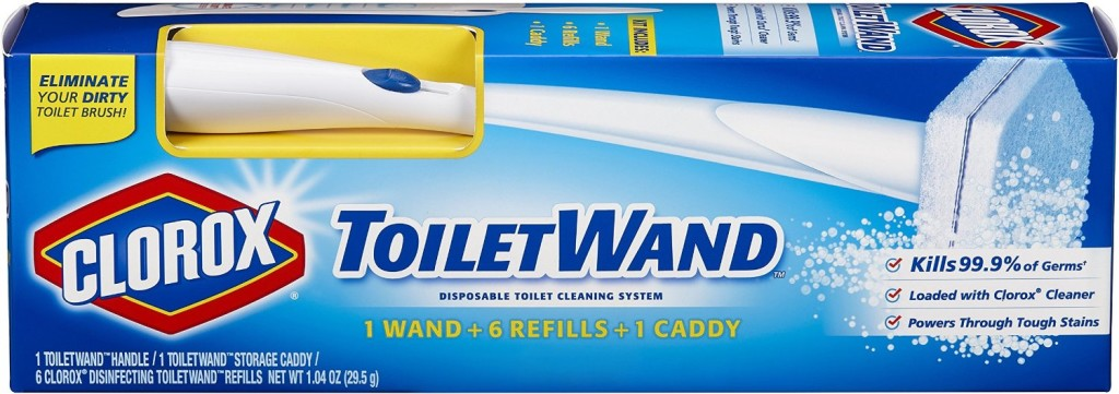 Clorox ToiletWand