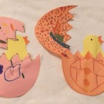 Hatching Easter Eggs: An Easy Easter Craft
