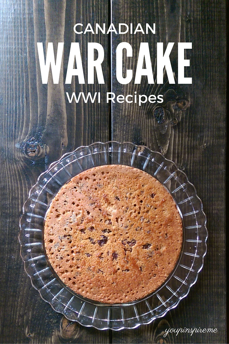 Canadian war cake eggless dairy free raisin spice cake from 1915 canadian war cake wwi recipes from 1915 its egg free dairy forumfinder Images