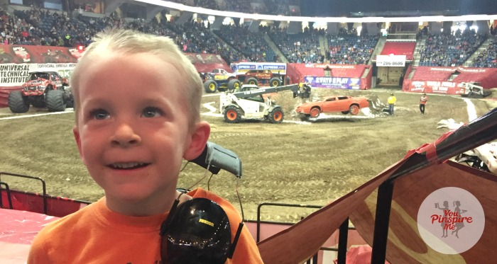 MonsterJam Day Out