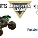 Win 4 Tickets to Monster Jam in Hamilton! #MonsterJam