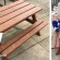 Build Your Own Bigger Kid Picnic Table