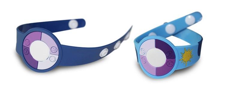 UV Sun Bracelet for Kids