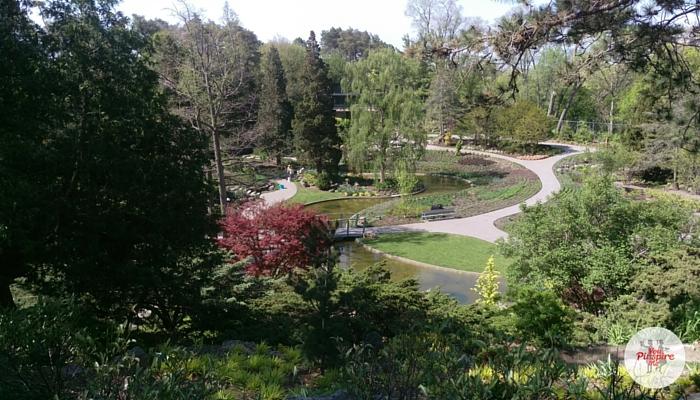 RBG Rock Garden Opening