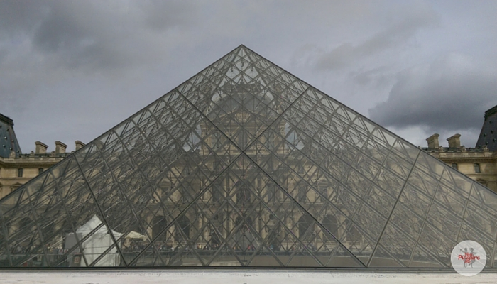 Louvre Museum #100Days100Destinations